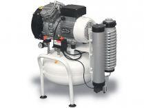 Bezolejový kompresor ABAC CLR-1,1-25MD Clean Air CLR - 1.1kW, 25L, 240l/min, 8bar, 43kg