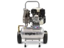 Olejový kompresor ABAC EA5-3,5-20RP Engine Air - 3.5kW, 20L, 275l/min, 10bar, 40kg