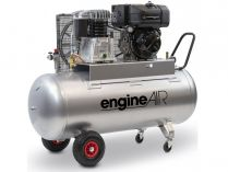 Olejový kompresor ABAC EA7-5,2-270CD Engine Air - 5.2kW, 270L, 541l/min, 10bar, 184kg