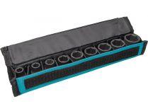 """9-dílná sada nástrčkových klíčů v textilním obalu Makita B-69749 - 1/2"""""""