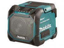 Aku stavební přehrávač Makita DMR203 - 10.8-18V, Bluetooth, 2.7kg, bez aku