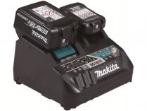 Multinabíječka Makita DC18RE - 10.8-18V LXT a CXT