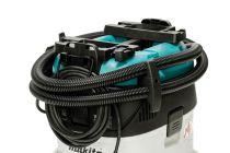 Průmyslový vysavač Makita VC4210MX s automatickým čištění filtru a držákem systaineru, 1200W, 42l, 16kg, příslušenství