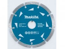 10 ks Diamantový kotouč Makita - 125mm, 22.23mm