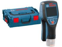 Aku detektor Bosch D-tect 120 Professional - 4xAA/10.8/12V, 120mm, 0.5kg, kufr, bez aku