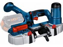 Bosch GCB 18V-63 Professional - 18V, 63.5mm, 3.3kg, bez aku, aku pásová pila