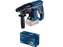 Bezuhlíkové aku vrtací kladivo SDS-Plus Bosch GBH 180-LI Professional - 18V, 2J, 2.3kg, bez aku