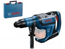 Bezuhlíkové kombi aku kladivo Bosch GBH 18V-45 C Professional - 18V, 12.5J, SDS-Max, kufr, bez aku