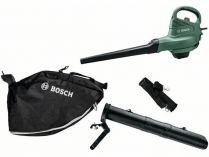 Elektrický vysavač/ofukovač Bosch Universal GardenTidy - 1.800W, 165-285km/h, 3.4kg