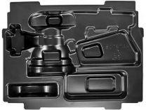 Plastová vložka do kufru Makita Systainer Makpac Typ 3 pro brusku Makita BO5041
