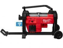 Bezuhlíkový aku sekční čistič potrubí Milwaukee M18 FSSM-0 - 18V, 60m, 33.3kg, bez aku
