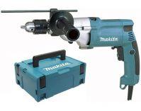 Příklepová vrtačka Makita HP2050HJ - 720W, 2900ot./min., 2.3kg, kufr Systainer Makpac