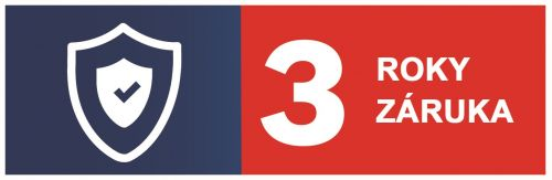 3 letá záruka na akumulátory a nabíječky Bosch Professional