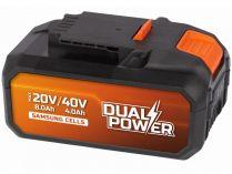 Akumulátor - baterie PowerPlus POWDP9040 - 40V/4.0 Ah Li-ion SAMSUNG