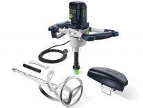 Elektrické míchadlo Festool MX 1600/2 RE EF HS3R s odsáváním - 1500W, M14/ErgoFix, 160x600mm, 6.7kg