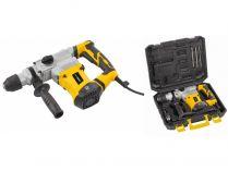 Vrtací a sekací kladivo PowerPlus POWX11721 - SDS-Plus, 1200W, 5J, 5.5kg, v kufru