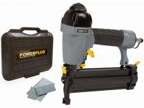 Pneu hřebíkovačka PowerPlus POWAIR0312 - 4-8.3bar, 15-50/16-40mm, 1.5kg