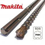 Makita čtyřbřitý vrták do kladiv SDS-Max, pr. 25 x 400 / 520 mm (P-77920)