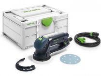 Festool ROTEX RO 125 FEQ-Plus - 500W, 125mm, 1.9kg, excentrická bruska, kufr SYS3 M 187