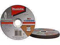 Řezný kotouč Makita B-12239 - 125mm/1,0mm na železo, kov a nerez