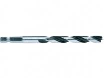 """Hadovitý vrták do DŘEVA Makita D-15877 - 4mm, 1/4"""", bit"""