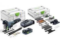 Festool CARVEX PSC 420 HPC 4,0 EBI-Set - 1x 18V/4.0Ah, 120mm, Systainer s příslušenstvím, kufr