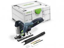 Festool CARVEX PSC 420 EB-Basic - 18V, 120mm, kufr, bez aku, bezuhlíková aku přímočará pila