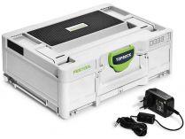 Bluetooth® reproduktor Festool TOPROCK SYS3 BT20 M 137 - 20W, 2.8kg