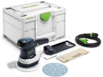 Festool ETS 150/3 EQ-Plus - 310W, 150mm, 1.8kg, kufr, excentrická bruska