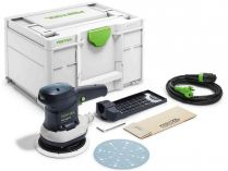 Festool ETS 150/5 EQ-Plus - 310W, 150mm, 1.8kg, kufr, excentrická bruska