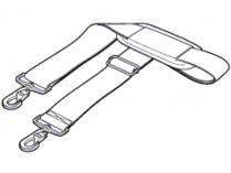 Nosný popruh pro aku vysavač Bosch GAS 18V-10 L Professional (poz. 660)