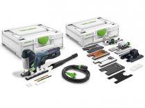 Festool CARVEX PS 420 EBQ-Set - 550W, 1.9kg, Systainer s příslušenstvím, kufr, přímočará pila