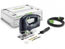 Festool TRION PSB 300 EQ-Plus - 720W, 2.4kg, kufr, přímočará pila