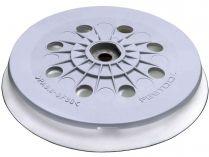 Brusný talíř pro Festool ETS EC 125, LEX 125 (Festool ST-STF 125/8-M8-J SW) - velmi měkké provedení