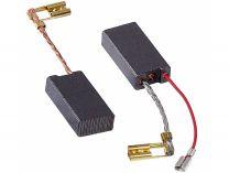 Náhradní kartáče - uhlíky do pneumatického kladiva Bosch GBH 8-45 DV, RH 850 VC Professional (1617014145) - 2ks