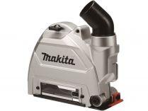 Odsávací kryt pro úhlové brusky Makita XGT (Makita 191G06-2) - 125mm