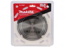 Pilový kotouč PCD na vláknocementové desky Makita D-72067 - 165x20mm, 4z
