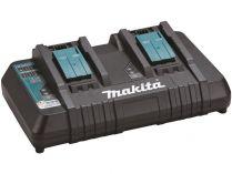 Dvojnabíječka Makita DC18RD - pro akumulátory 7,2-18V