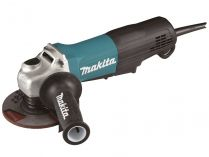 Úhlová bruska Makita GA5051R - 125mm, 1300W, pozvolný rozběh, 2.7kg