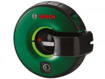 Čárový laser Bosch Atino Sada - 630-650nm, 0.26kg, 6× gelová podložka