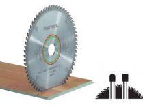 Pilový kotouč Festool HW 210x2,4x30 TF60 - 210x2.4x30mm, 60z