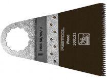 5x Pilový plátek na dřevo pro Festool OS 400 (Festool HSB 50/65/J 5x) - 50x65mm