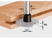 Frézovací vřeteno pro frézky Festool OF 1010, OFK 700, MFK 700 (Festool S8 1,5-5 D14) - 14mm