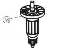 ND - Rotor pro Scheppach AB 1500 MAX