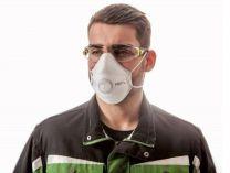 REFIL 1011 Respirátor FFP1 tvarovací s ventilkem - 10ks