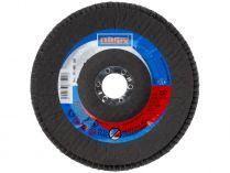 10x Lamelový brusný kotouč Narex SSET LK ø 150x22.2 27 ZA 60 - 150x22.2mm, zr. R60