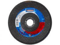 10x Lamelový brusný kotouč Narex SET LK ø 150x22.2 27 ZA 120 - 150x22.2mm, zr. R120