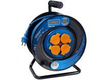Gumový prodlužovací kabel na bubnu Narex PBN 25 - 25m, IP44