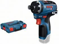 Bosch GSR 12V-35 HX Professional - 12V, 35Nm, 0.57kg, kufr, bez aku, aku šroubovák