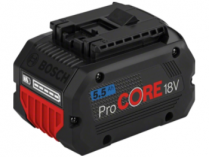Akumulátor Bosch ProCORE18V 5.5Ah Professional - 18V/5.5Ah